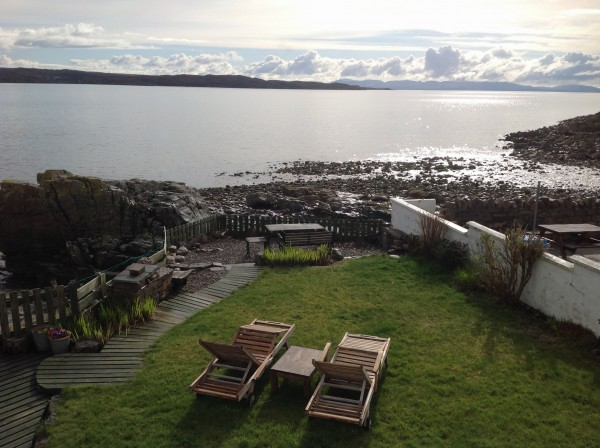 shore of Loch Gairloch