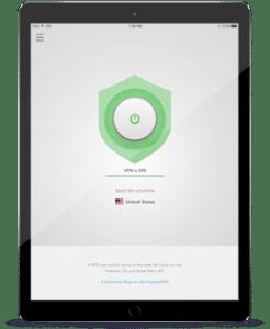 expressvpn iPad