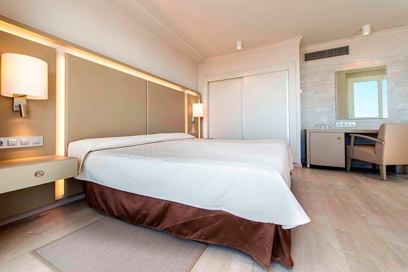 hotel vulcano room