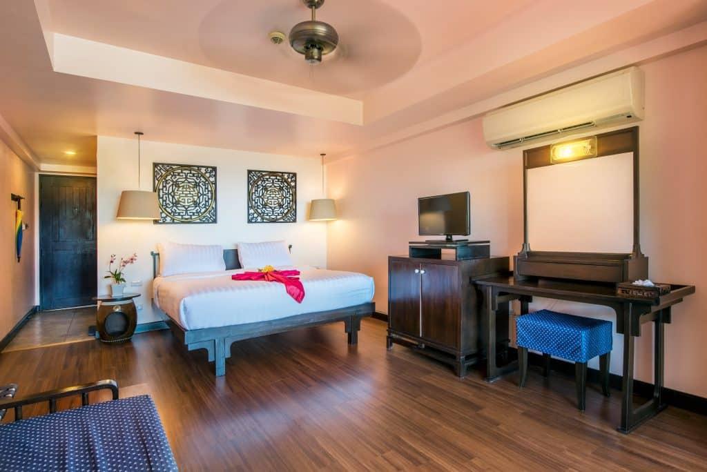 krabi hotel bedroom