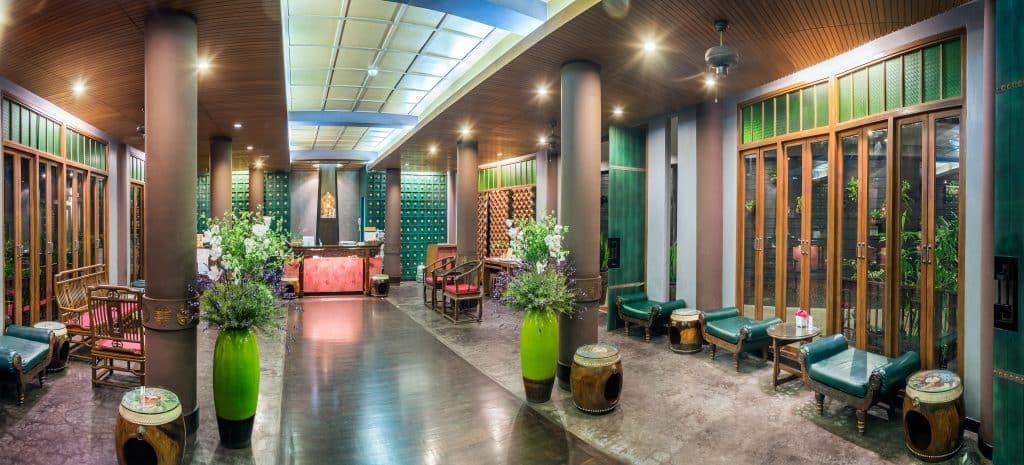 lobby Krabi