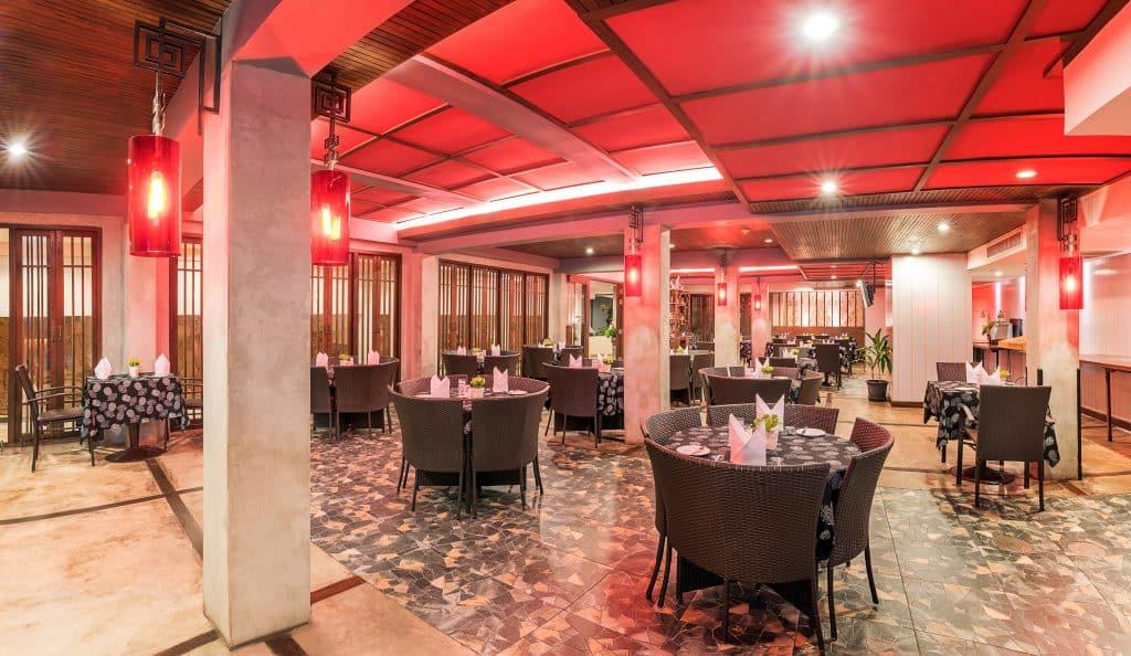 krabi resort restaurant
